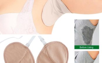 Underarm Sweat Pad for Blouse