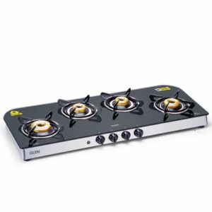 Best Auto Ignition Gas Stove with 4 Burners