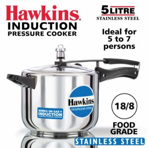 Best Stainless Steel Cooker for Induction Top