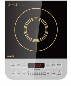 Philips Viva HD4928 – Best Induction Cooktop in India