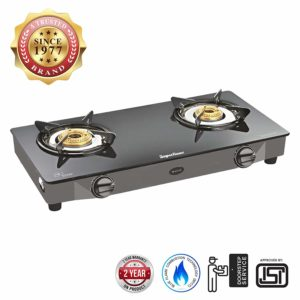 2 Burner Gas Stove with Lowest Price