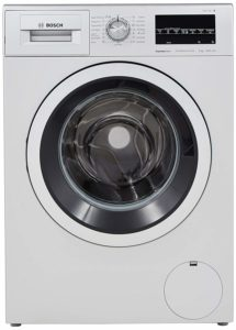 Bosch Inverter Fully-Automatic – Best 8kgs Washing Machine in India