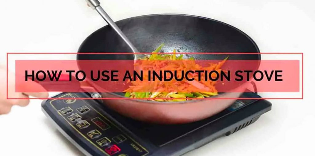 How to use induction stove