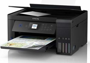 Epson L4160 – Best Ink Tank Printer for Business with Wi-Fi